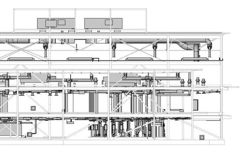 Designing And Draughting Services Hvac Duct Design