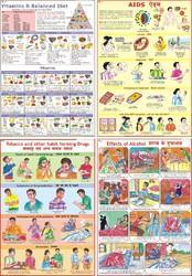 Teaching Charts In Delhi Suppliers Dealers Amp Retailers