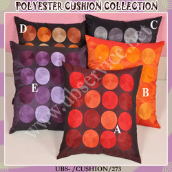 Polyester Cushion Collection