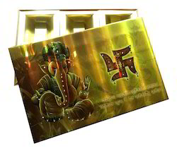 Metallic Print Dryfruit Box