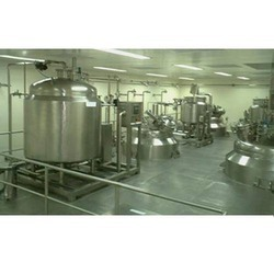 Liquid Oral Manufacturing Plant