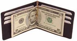 Basic Leather Money Clip