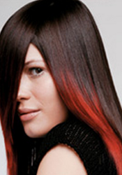 Hair Coloring Beauty Salon