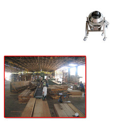 Roaster Machine for Mill