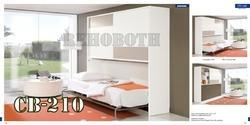 Single Cupboard Bed