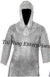 Medieval Chain Mail Shirt