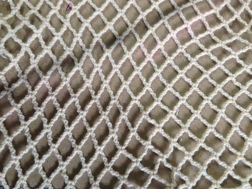 Cotton Net Fabric Cotton Stretch Lace Fabric Manufacturer From Surat