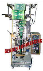 Zipper Pouch Packing Machine For Dry Tobacco