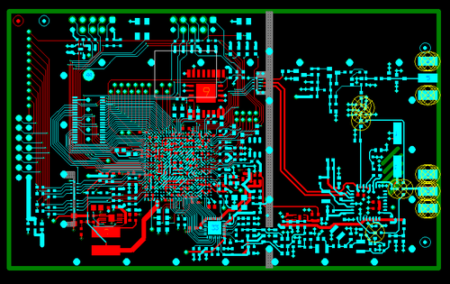 electronics design services, printed circuit board design services