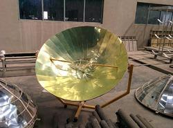 Solar Cooker Parabolic Type 1.2 Mts Dish
