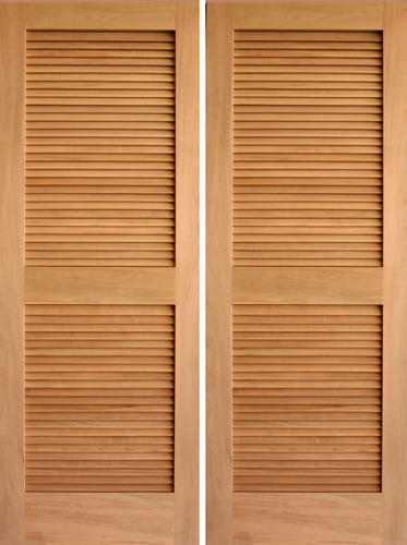 Louver Door & Louver Door at Rs 350 /piece | Louver Door - Dgg Aluminium \u0026 Glazing ...