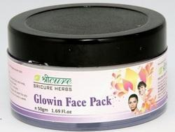 Herbal Face Pack, Cream, Packaging Size: 50 Gm