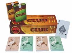 Club 75 Printed Playing Card