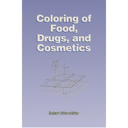 Book of Coloring of Food, Drugs and Cosmetics