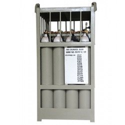 Cylinder Gas Storage Quad