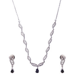 Carcanet Silver Necklace