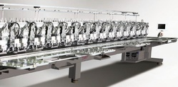 Multi Head Automatic Embroidery Machine (SB Plus Series)