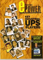 Key Industrial UPS Players