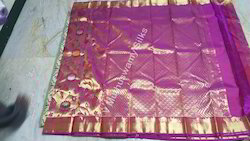 Jari Work Wedding Silk Sarees