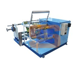 Shreeji Tech Engineering Rewinding Machine