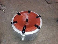 Vacuum Brake Cylinder Combine Type VBA-8