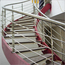 Staircase Fully Railing