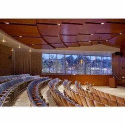 Auditorium Interior Design