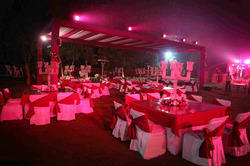 Indoor And Outdoor Catering Service