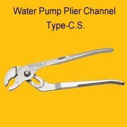 Water Pump Plier Channel