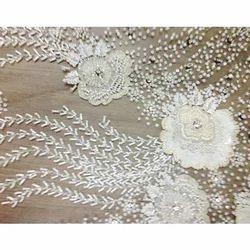 Designer Embroidered Fabric