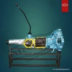 Cut Model of Gear Box