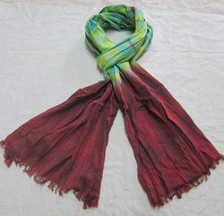 Shaded Cotton Stoles