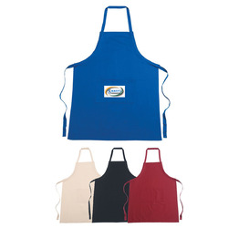 Cotton White Manufacturer of Aprons and Waiter Guard Dress, For Safety & Protection, Size: Large