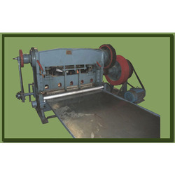 Perforated Sheet Metal Machine