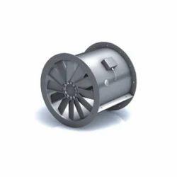 High Pressure Axial Flow Fan