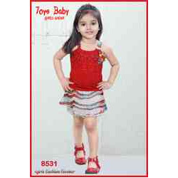 2d6651ac27 Kids Skirt Top, किड्स स्कर्ट टॉप - View Specifications ...