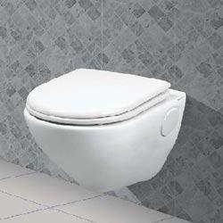 English Trellis One Piece Toilet