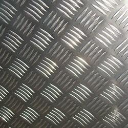 Aluminum Diamond Pattern Chequered Sheet