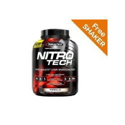 Muscletech Nitro Tech Performance Series for Lean Muscle Mass