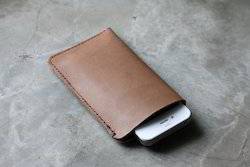 I Phone Leather Cover