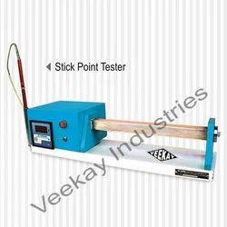 Stick Point Tester