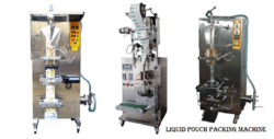 Speed Water Pouch Packing Machine