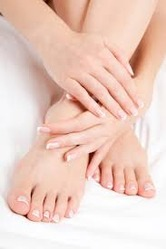 Hands And Feet Care Service