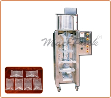 Mineral Water Pouch/ Sachet Filling Machine