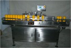 Fully Automatic Gumming and Labelling Machine