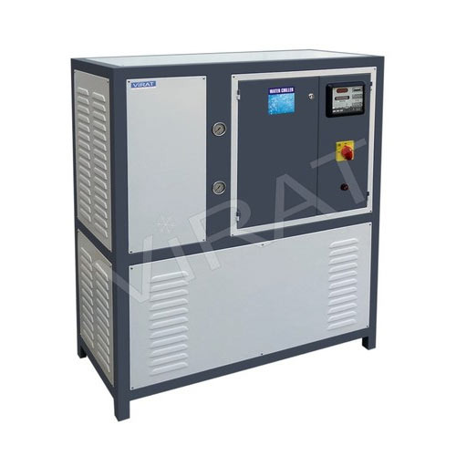 Virat Scroll Chiller for Industrial Use, 25 - 500 kW