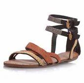 Flat Open Sandals