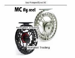 Semi-Waterproof fly reel MC