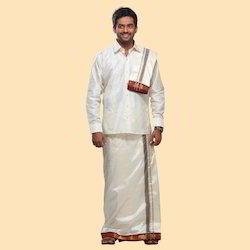 Mens Dhoti in Bengaluru, Karnataka   Suppliers, Dealers & Retailers of Mens Dhoti