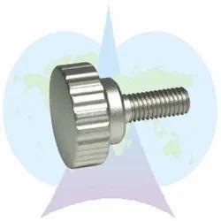 Parshva Knurling Screw, Size: M2-M16